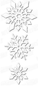 Dee's Distinctively - Snowflake Set 2