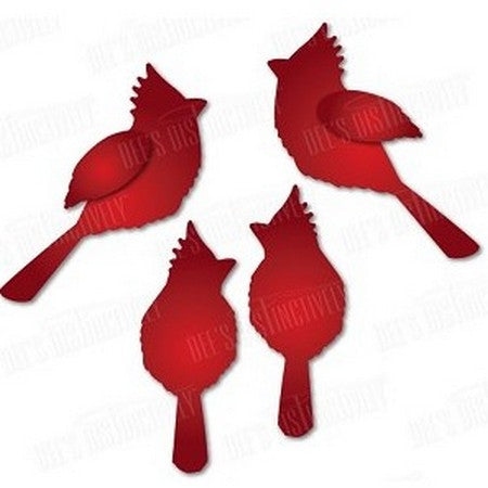 Dee's Distinctively - Small Cardinal Set