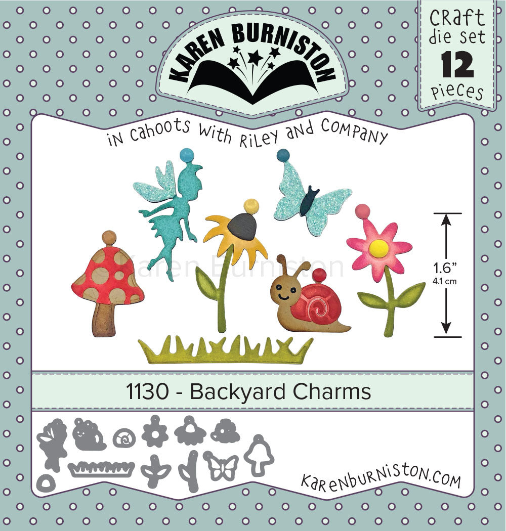 Karen Burniston - Dies - Backyard Charms