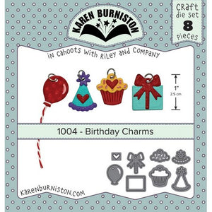 Karen Burniston - Birthday Charms