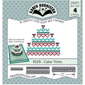 Karen Burniston - Cake Trims
