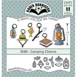 Karen Burniston - Camping Charms