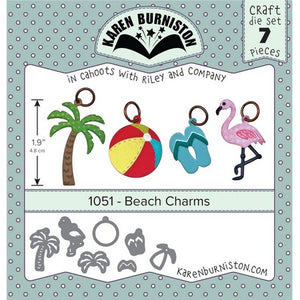 Karen Burniston - Beach Charms