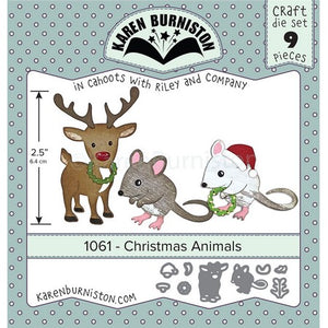 Karen Burniston - Christmas Animals
