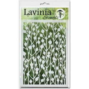 Lavinia Stencil - Berry (Ships Mid-August)
