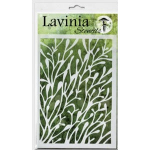 Lavinia Stencil - Coral (Ships Mid-August)