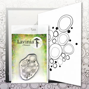 Lavinia Stamp - Blue Orbs (ships late Feb)