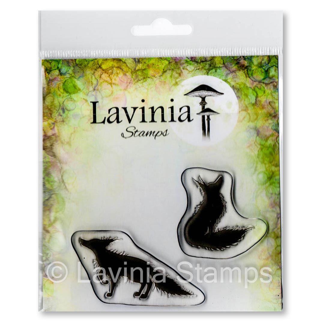 *Pre-Order* Lavinia Stamps - Fox Set 1 (Ships late Nov. - early Dec)