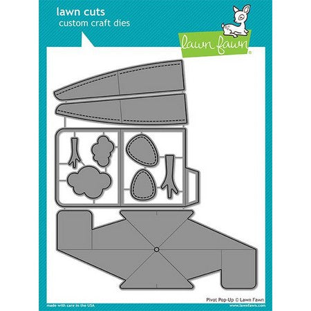 Lawn Fawn - Pivot Pop-Up Dies