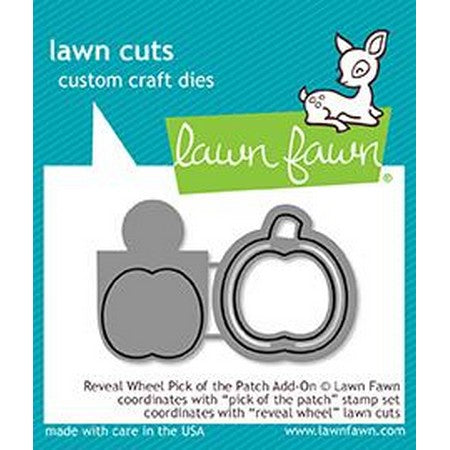 Lawn Fawn - Reveal Wheel Pick Of The Patch Add-On Dies