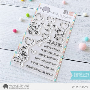 Mama Elephant - Up With Love Stamps
