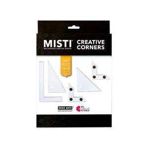 Misti Creative Corners Hero Black
