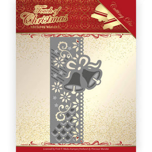 Precious Marieke - Dies - Touch Of Christmas - Christmas Bells Border