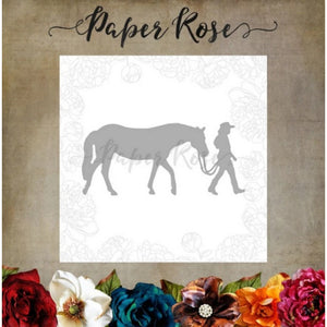 Paper Rose - Dies - Girl With Horse