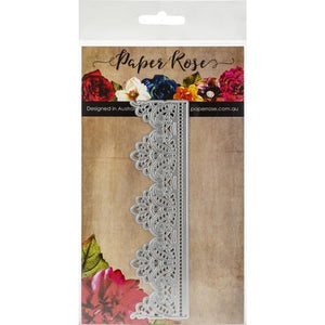Paper Rose - Dies - Madison Lace Edge