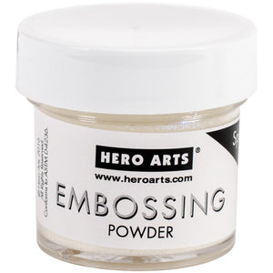 Hero Arts - Embossing Powder - White