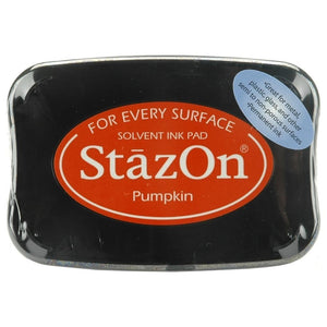 Staz-On - Solvent Ink - Pumpkin