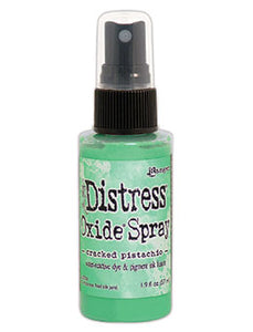 Distress Oxide Spray - Cracked Pistachio