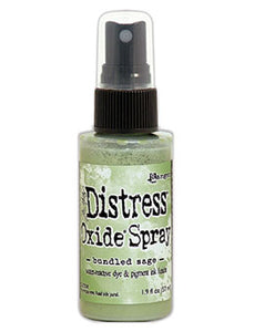 Distress Oxide Spray - Bundled Sage