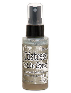 Distress Oxide Spray - Frayed Burlap