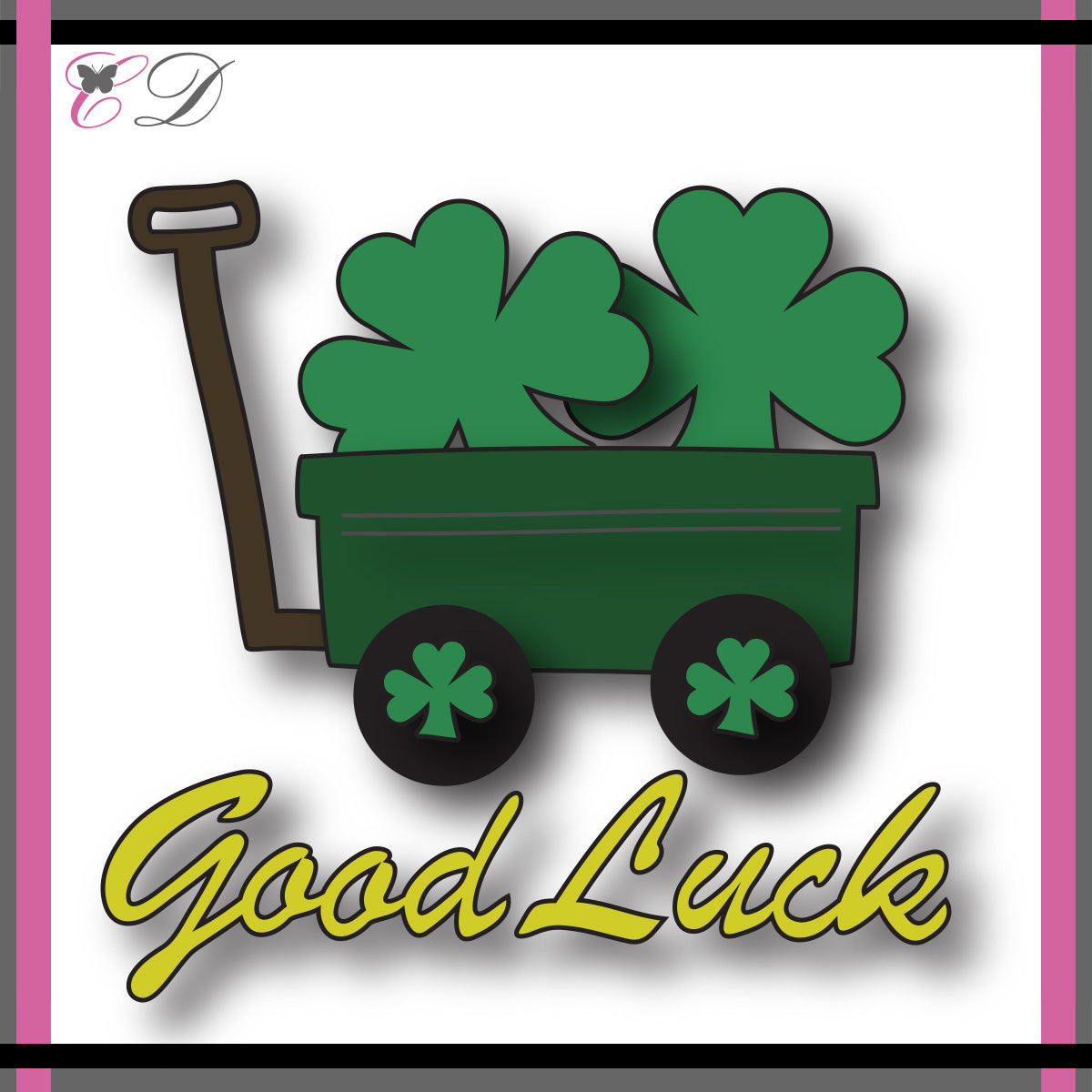 Cheapo Dies - Good Luck Wagon