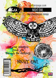 Visible Image - Stamps - Night Owl