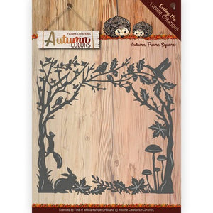Yvonne Creations - Autumn Colors - Frame Square