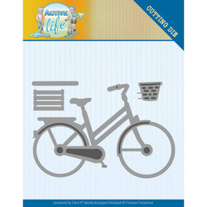 Yvonne Creations - Dies - Active Life - Bicycle