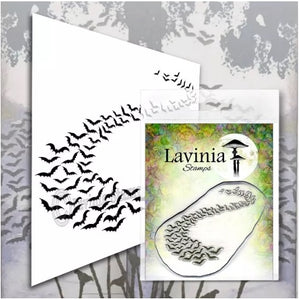 Lavinia Stamps - Bat Colony (LAV558)