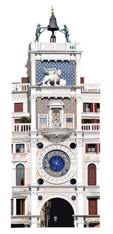 Clock Tower,venice