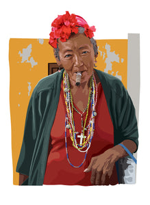 Limited edition print - Cuban Cigar, Havana