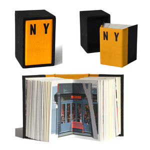 New York Reflections - Miniature edition book