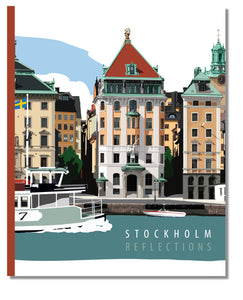 Stockholm Reflections - limited edition book