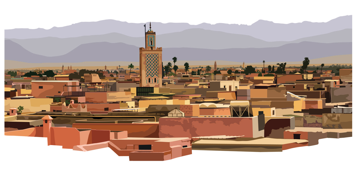 City of Marrakesh
