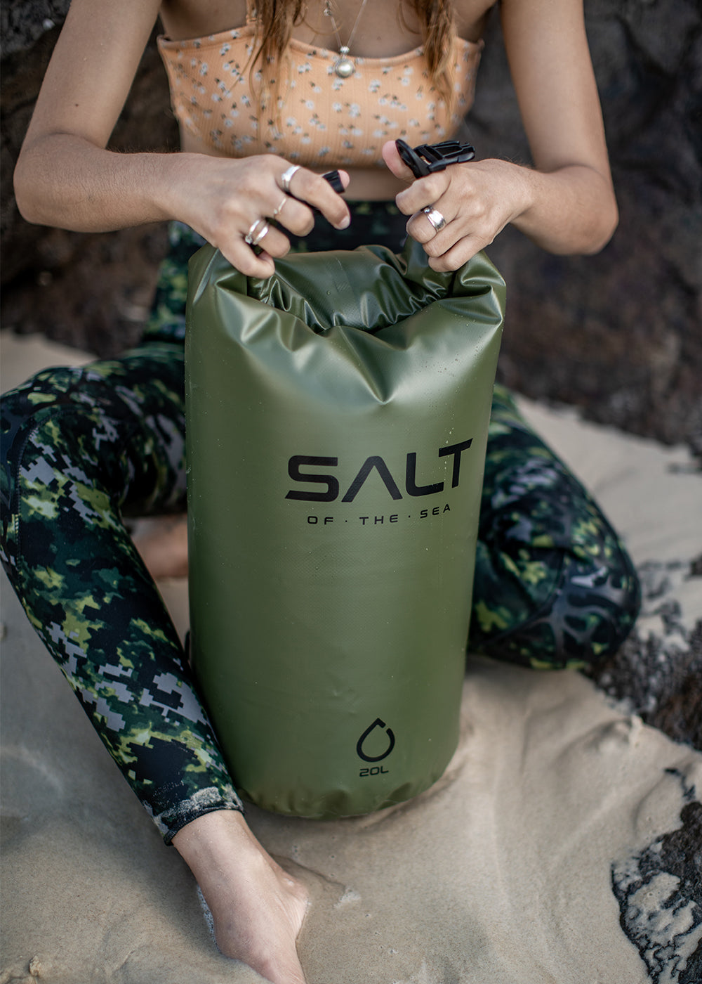 Salt of the Sea Dry Bag 20L