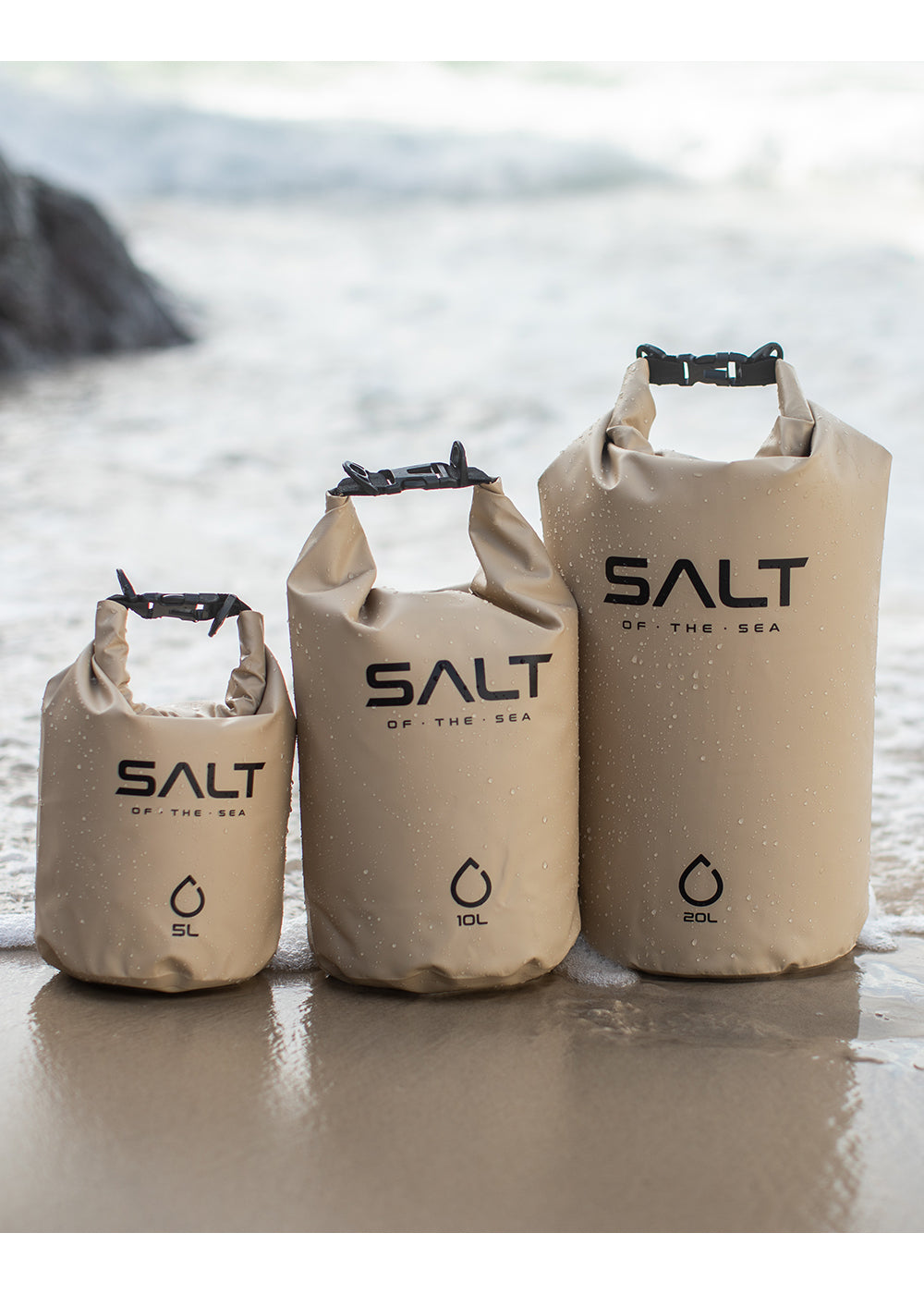 Salt of the Sea Dry Bag 10L