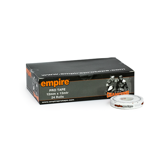 1.25cm x 13mtr Empire Pro Tape Box (24 rolls)