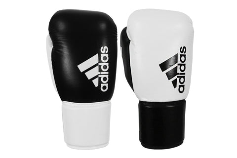 Adidas Hybrid 400 BBBC Approved Lace Boxing Gloves