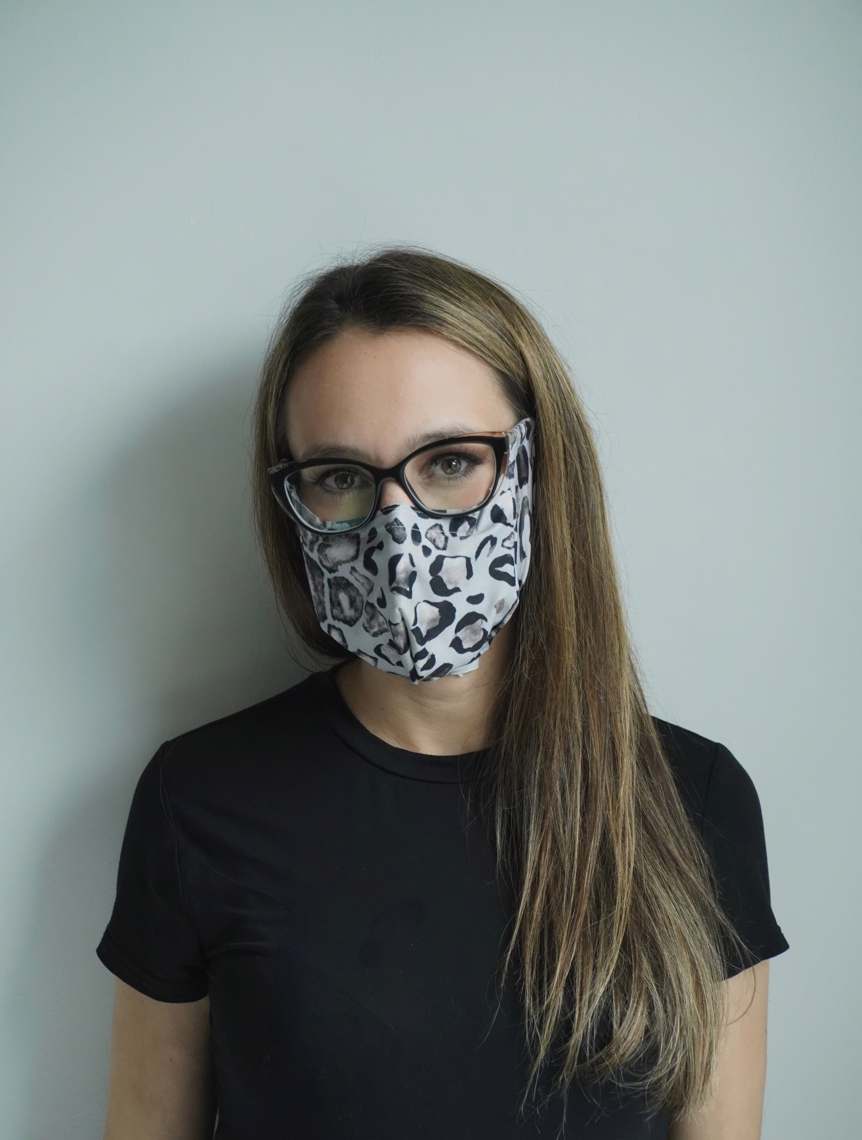 LEOPARD SLEEVZ Mask - LIMITED EDITION -