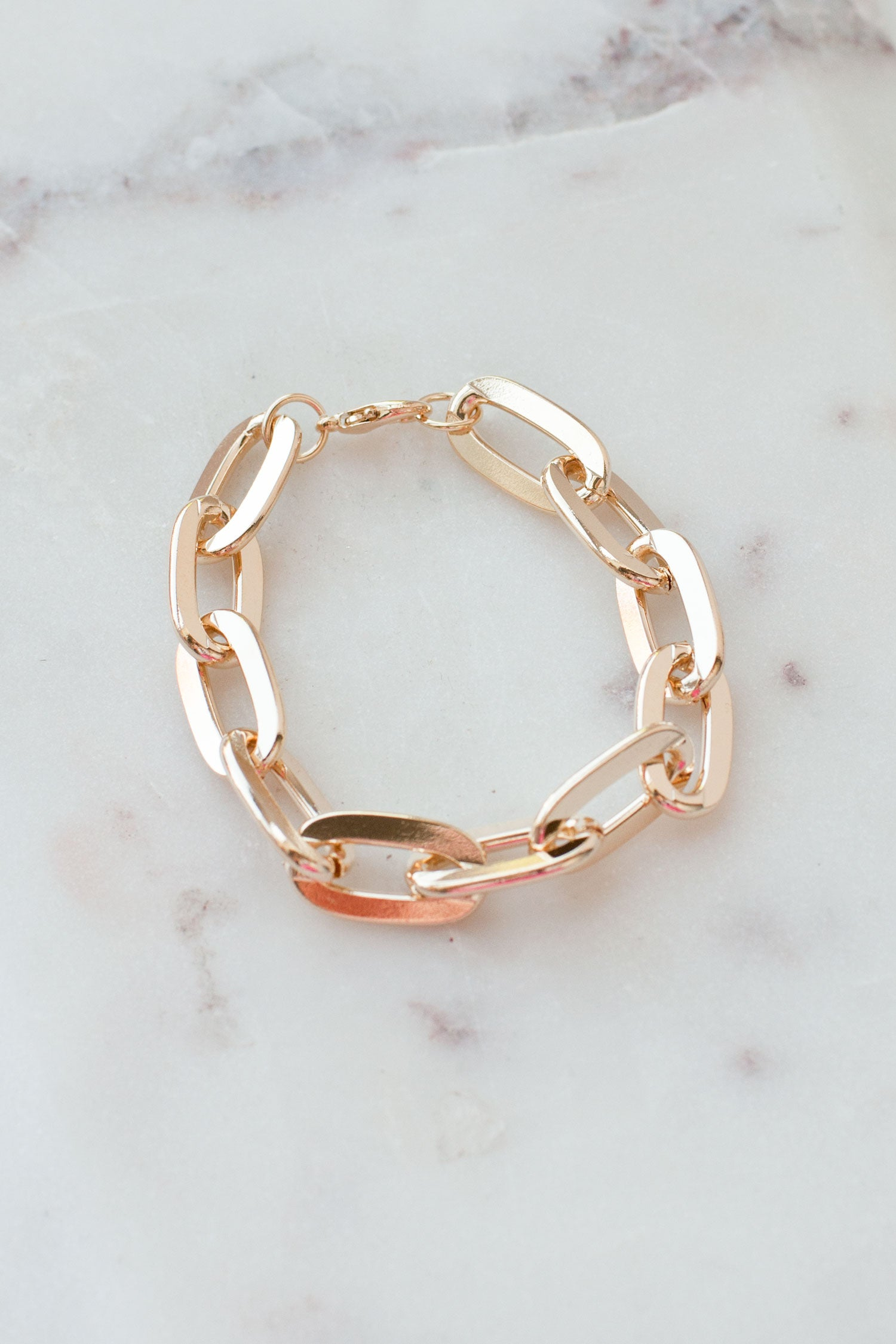 Perry Chainlink Bracelet