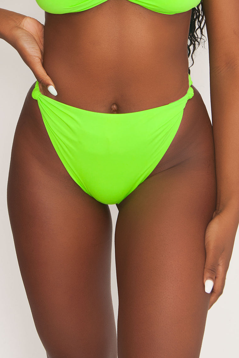Divine Swim Bottom - Lime