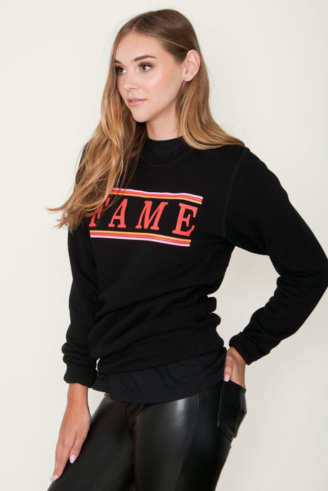 BZLY Fame Crewneck