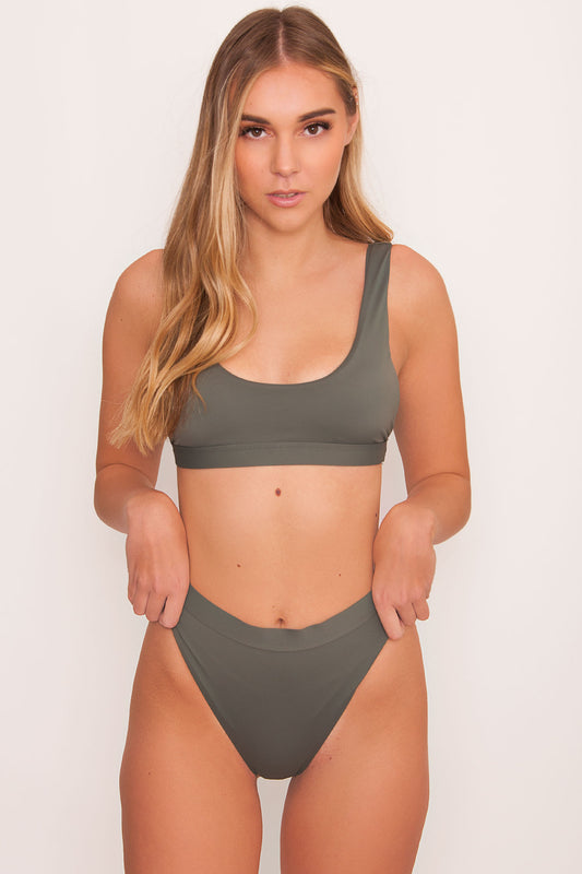 Ultra Swim Bottom - Sage