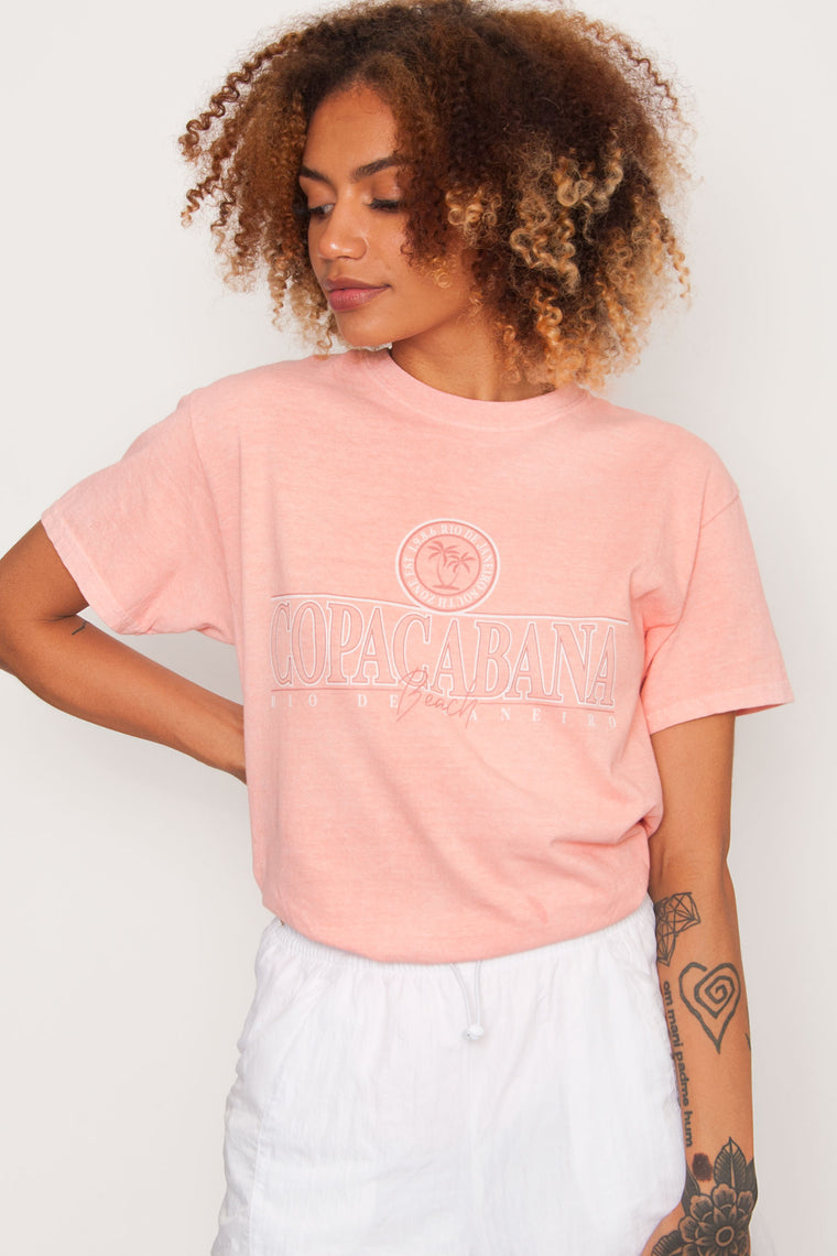 GKA Copacabana Washed Tee
