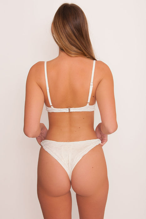 Bae Swim Top - Ivory