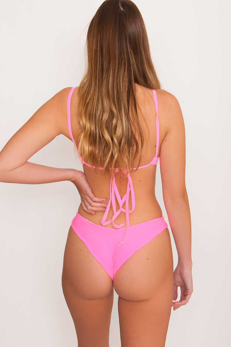 Kulani Cheeky V Bottom - Watermelon