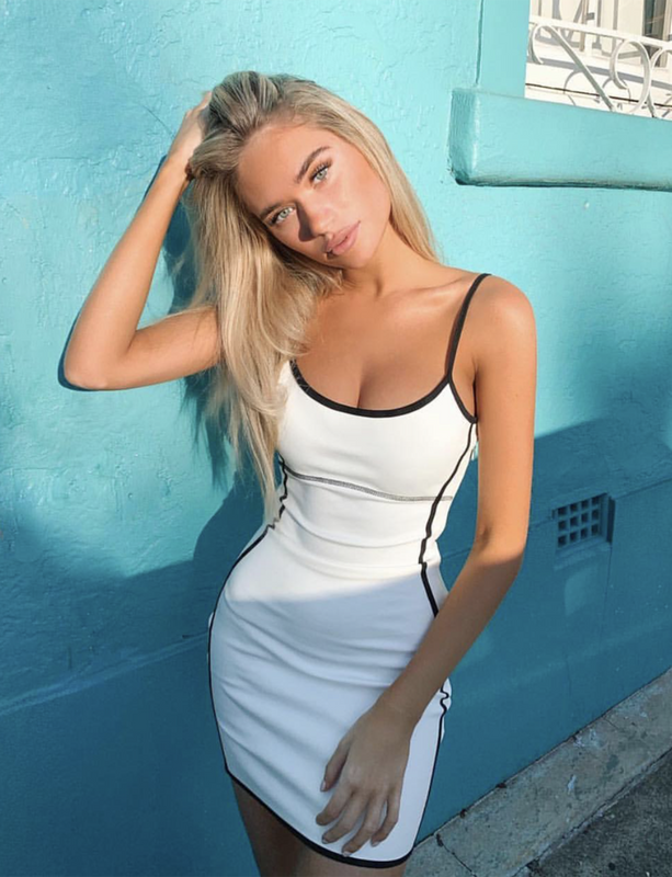Tiger Mist Camryn Dress