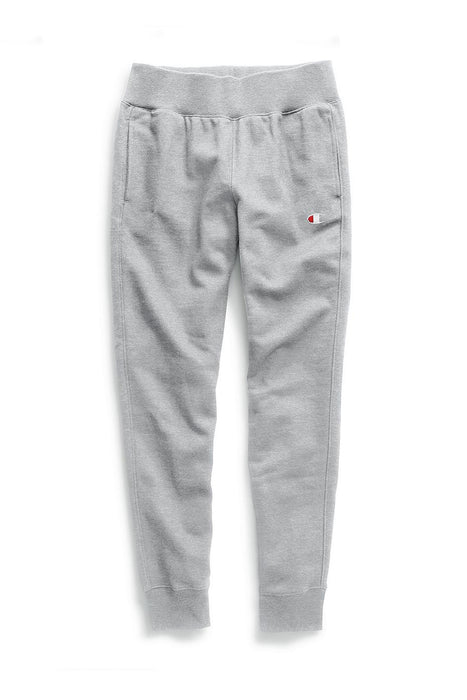 Champion High Waist Joggers - Oxford Grey
