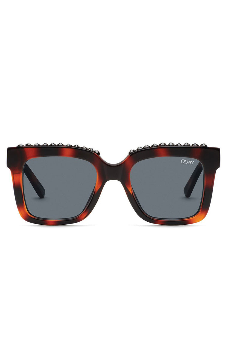 Quay Icy Sunglasses Tort