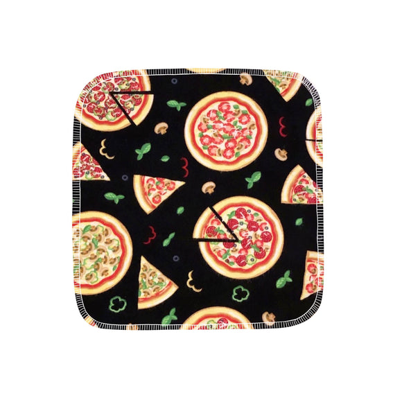 Unpaper Towels--24 count--Pizza Print--Porter Lee's